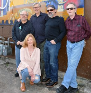 Terrie George & The Shadows