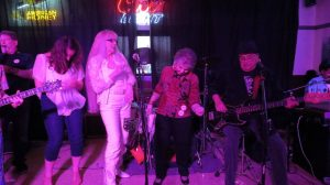 The Donna Rose Band @ GFY Bar & Grill