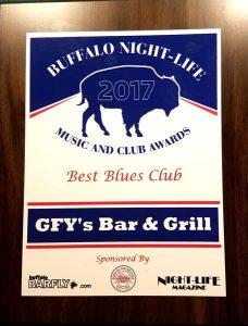 GFY All-star Blues Band @ GFY Bar & Grill   Tonawanda   New York   United States